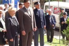 Korisnici DB Čukarica odali počast narodnim herojima