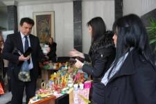 Humanitarna izložba u Elektrodistribuciji