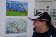 "29. Konkurs i izložba ""Železnica očima dece"""