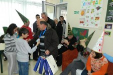 "Akcija ""Osmeh na poklon"" na GO Rakovica"