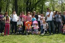 April u Beogradu