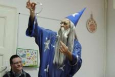 Čarobnjak Merlin u DB Stari grad