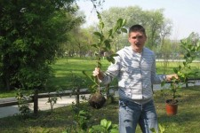 "Dan planete Zemlje obeležen u ""Terapijskom vrtu"" na Adi ciganliji"