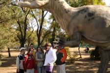 DB Borska u svetu dinosaura