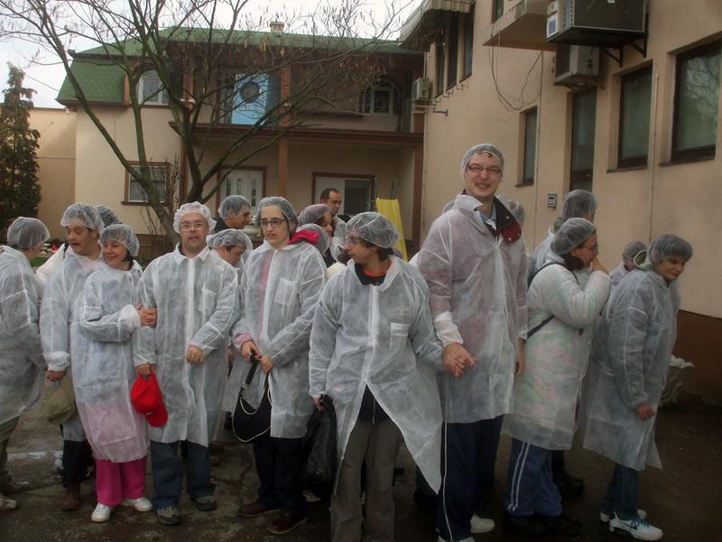 DB Čukarica u poseti industriji mesa