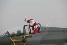 Deda Mraz i dobra vila sleteli na Batajnicu