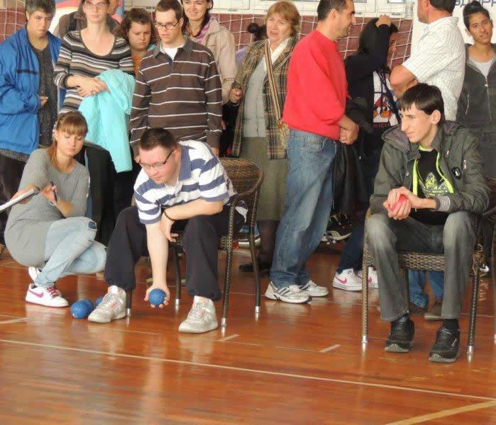 Drugo otvoreno prvenstvo Beograda u boćanju za OSI