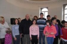 Druženje dece i sportsko takmičenje u Zemunu