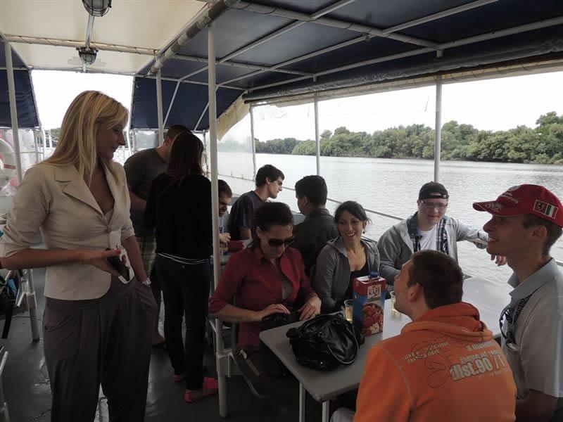 Druženje na Dunavu