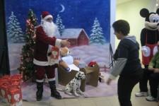 Druženje sa Deda Mrazom u Mladenovcu