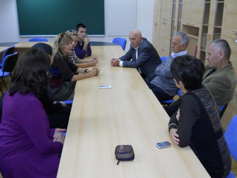Poseta predstavnika Svetske zdravstvene organizacije