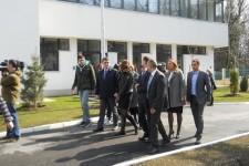 Gradonačelnik Siniša Mali obišao novoizgrađene objekte Centra