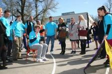 Gradonačelnik Siniša Mali učestvovao u obeležavanju Dana osoba sa autizmom u Centru