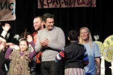 """Inkluzivni mjuzikl """"Alisa u zemlji čuda"""" u DKC"""