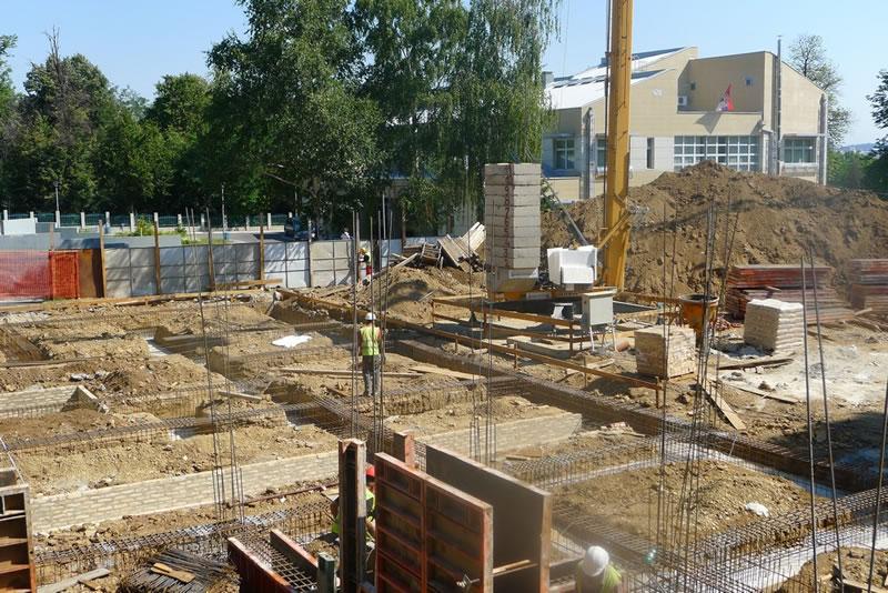 """Izgradnja novog objekta """"Predah plus"""" u Šekspirovoj ulici teče po planu"""
