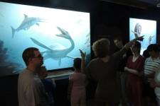 Izložba dinosaura na Kelemegdanskoj tvrđavi
