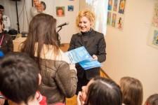 "Izložba dečjeg likovnog stvaralaštva u SKC ""Obrenovac"""