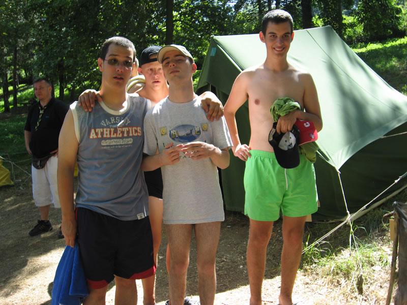 Izviđački kamp u Barajevu