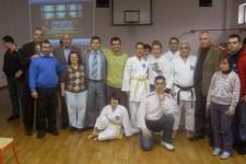 Karate klub u Centru
