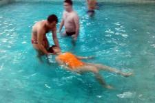 """Korisnici DB """"Kornelije"""" na obuci plivanja"""