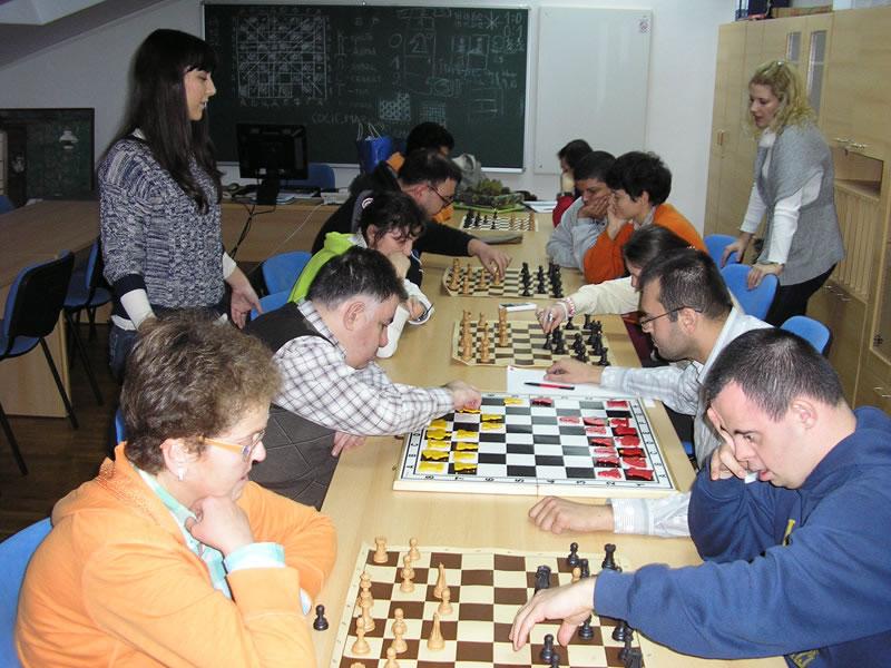 Mini šahovski turnir u Šekspirovoj
