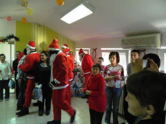 Nova godina u DB Obrenovac