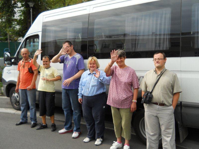 Pomoć GO Obrenovac boravku za MNRO