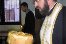 Proslava krsne slave u DB Kornelije Stanković