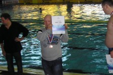 Prvenstvo Beograda u plivanju za OSI