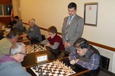 Šahovski turnir u Skupštini grada