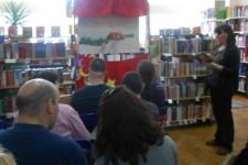 "Saradnja sa bibliotekom ""Dragan Lukić"""