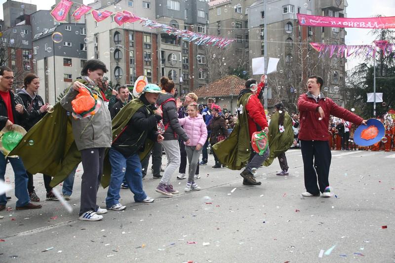 Treći međunarodni Rakovički karneval