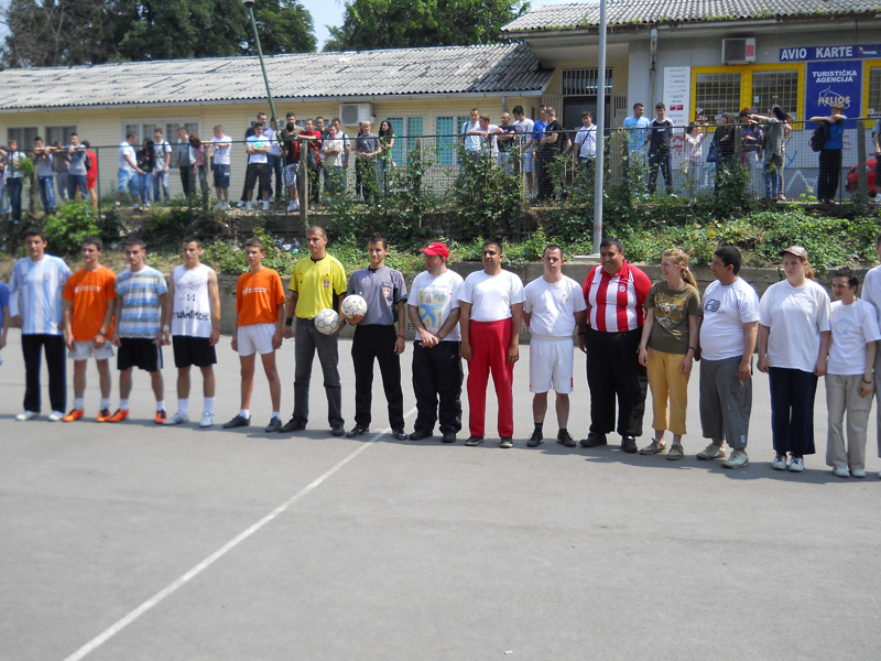 Turnir u Železničarskoj školi