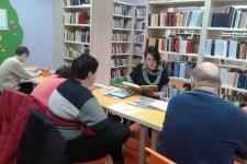U Biblioteci Grada