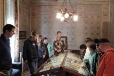 U Muzeju Jovana Cvijića