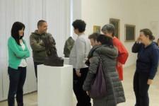 U Muzeju savremene umetnosti