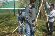Uredjenje terapijskog vrta