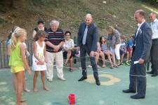 Uređeno igralište u Borskoj