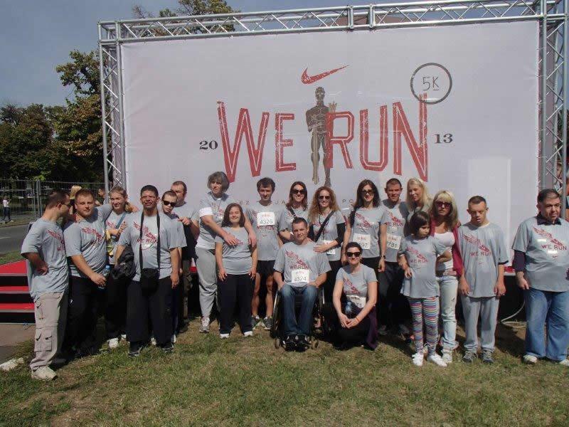 """""""We run Belgrade"""" – rekreativna trka na Ušću"""