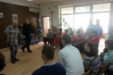 Novogodišnja proslava u DB Čukarica