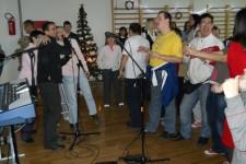 Novogodišnja proslava u DB Šekspirova