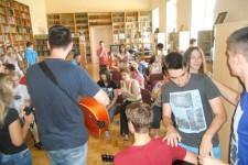 Inkluzivna poseta Zemunskoj gimnaziji