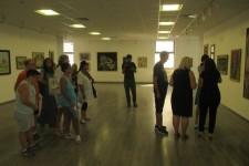 Prezentacija multimedijalnog galerijskog vodiča u Lazarevcu