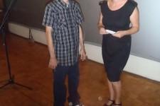 "Prvo mesto na ""Dečjem likovnom proleću""  za DB Obrenovac"