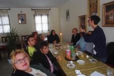 Korisnici DB Obrenovac posetili manastirski Hram svetog Hristifora