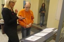 Taktilna izložba Spomen zbirke Pavla Beljanskog