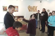 Korisnici DB Stari grad posetili Etnografski muzej