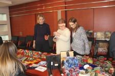 Humanitarna izložba u EPS-u