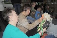 Inkluzivna lutkarska radionica