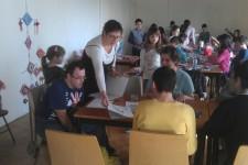 Učešće korisnika DB Obrenovac u školskoj kreativnoj likovnoj sekciji